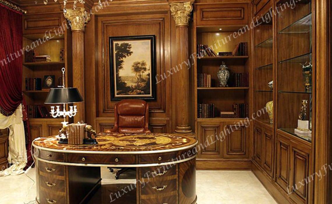 Italian Office Furniture Luxurious Universal Italian