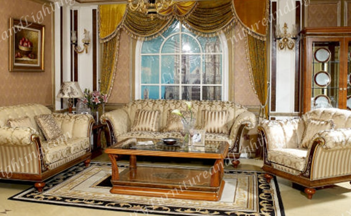 Medici Italian Furniture - Italian Living Room Furniture Sets