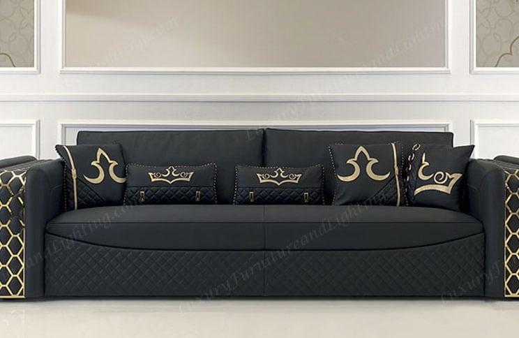 Luxury Italian Style Living Room Sets
