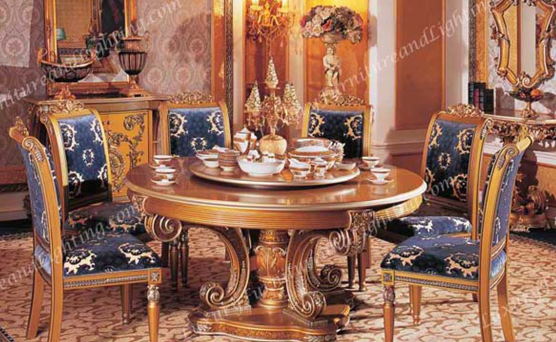 Italian Furniture Riva Round Table Italian Dining Room
