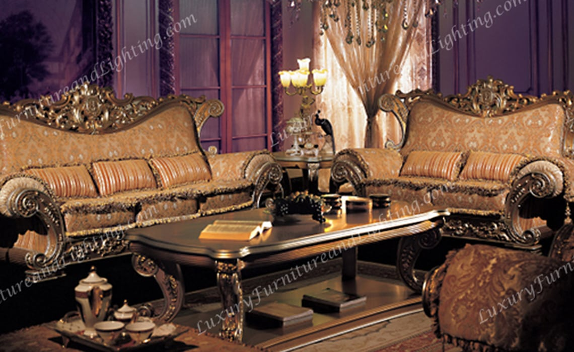 Italian Furniture - Italian Living Room Furniture Sets
