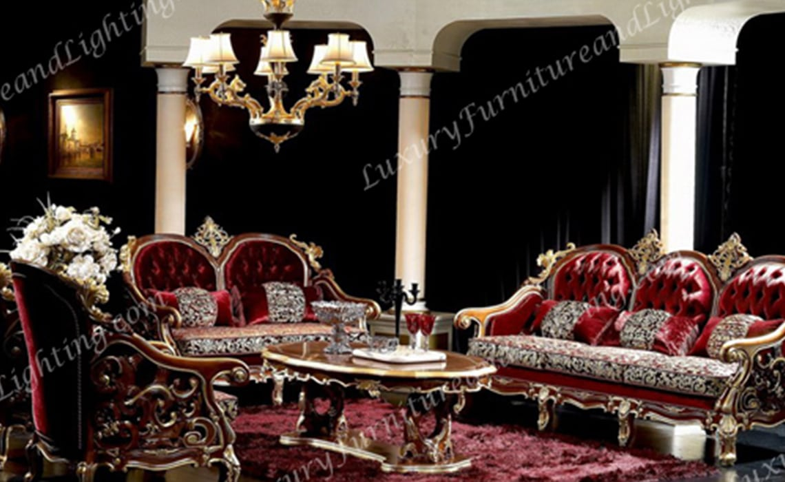 Original Italian Furniture - Italian Living Room Furniture Sets