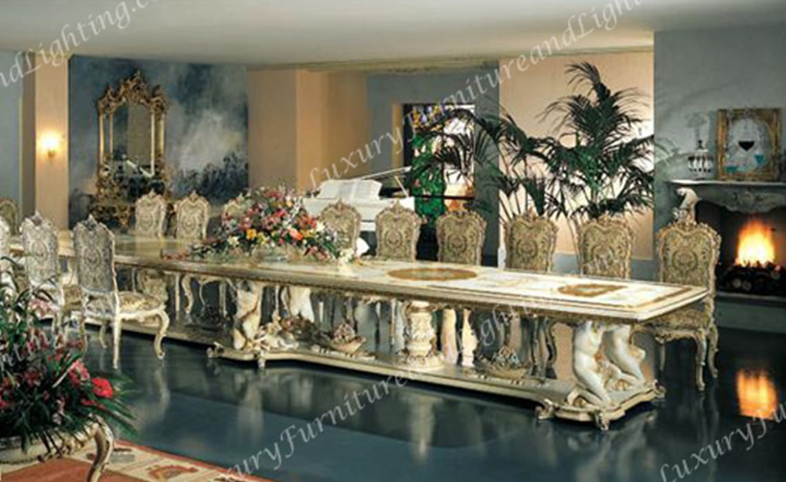 Luxury Furniture Is One Of The Largest Italian Style Dining Room Furniture  Companies On The Internet.