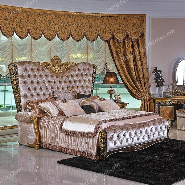 European Luxury Bedroom: Italian Bedroom & European Bedroom Sets Classical Italian