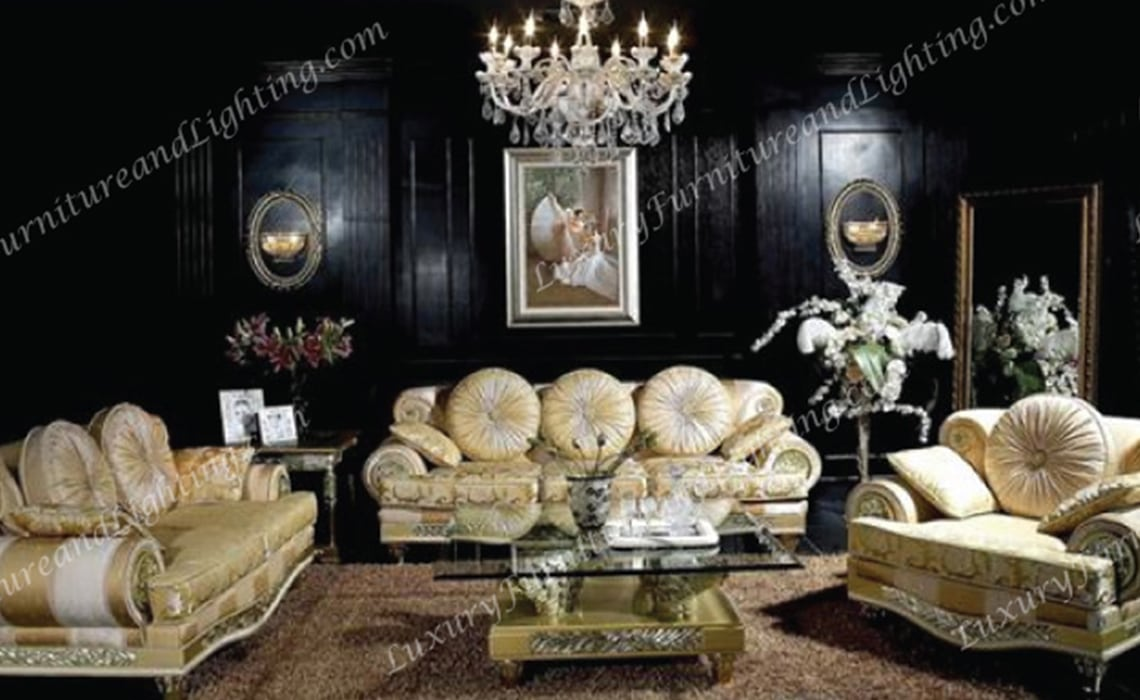 Genial We Carry Over 13 Different Italian Style Furniture Living Room Sets,  Chaises, Coffee Tables And More.