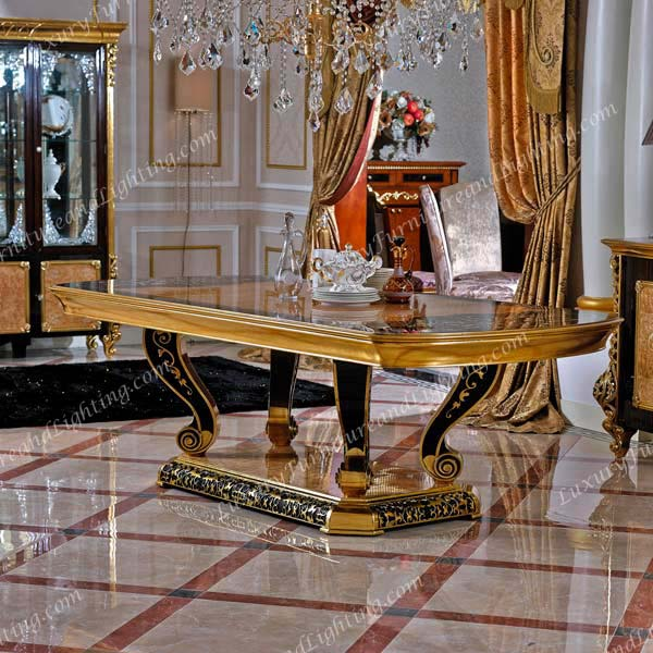 Anime Royal Dining Room: Italian Dinning Room & European Dinning Rooms Sets The