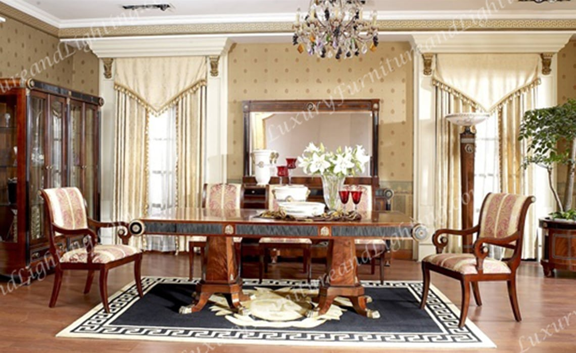 Attirant Empire Luxury Dining Series