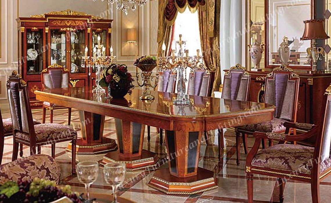 Europa Dining Luxury Series