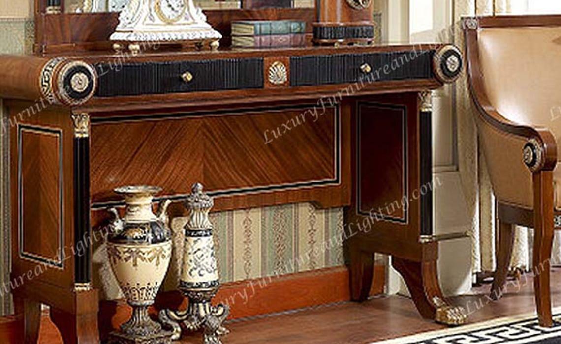 Venice Italian Console Italian Design Entryway Console