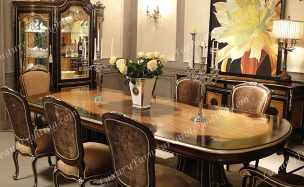 Maria Antoinette Dining Room Luxury Furniture And