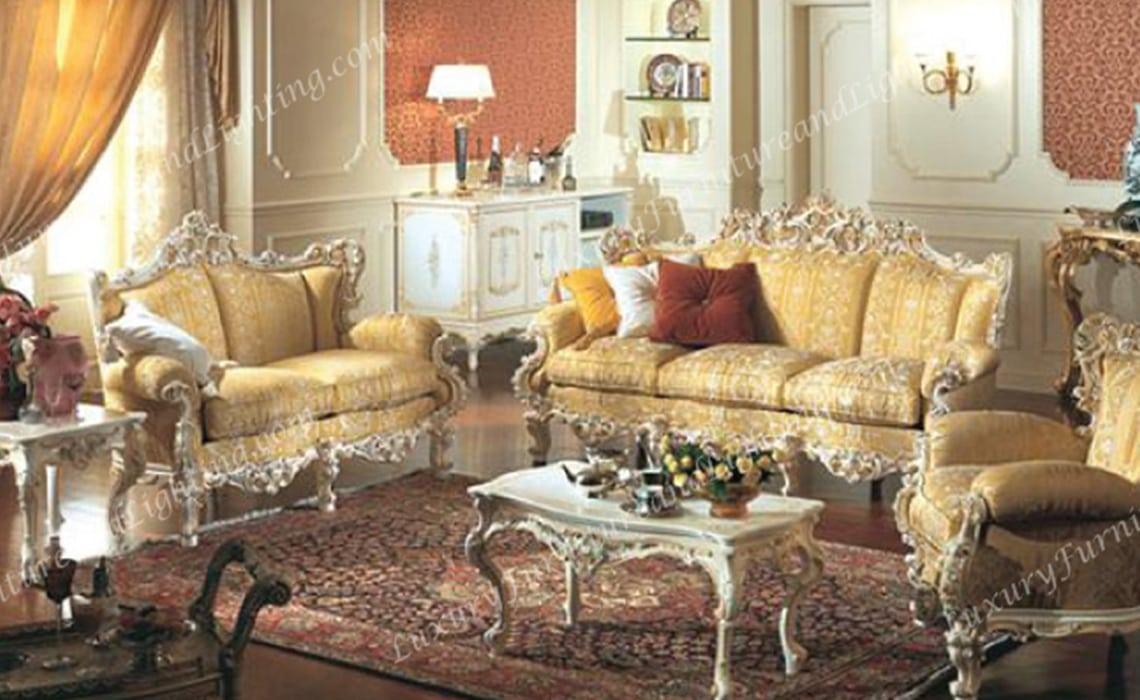 Morpheus Italian Sofa Furniture - Italian Living Room ...
