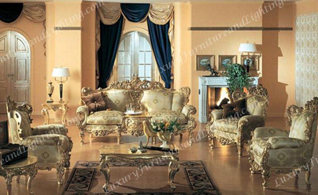 Morpheus Italian Sofa Furniture - Italian Living Room Furniture Sets