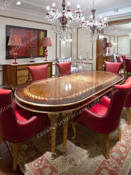 Charmant Provesi Dining Room. Luxury Furniture And Lighting ...
