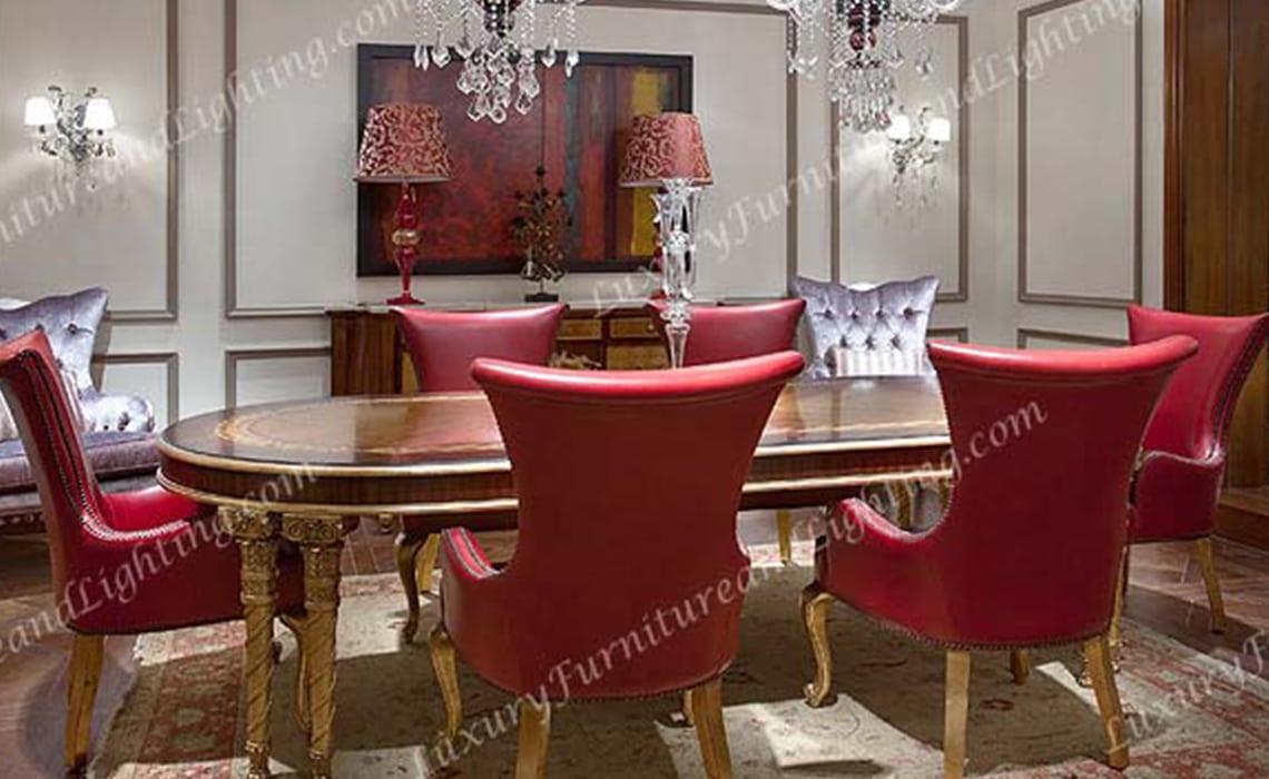 Provesi Dining Luxury Series