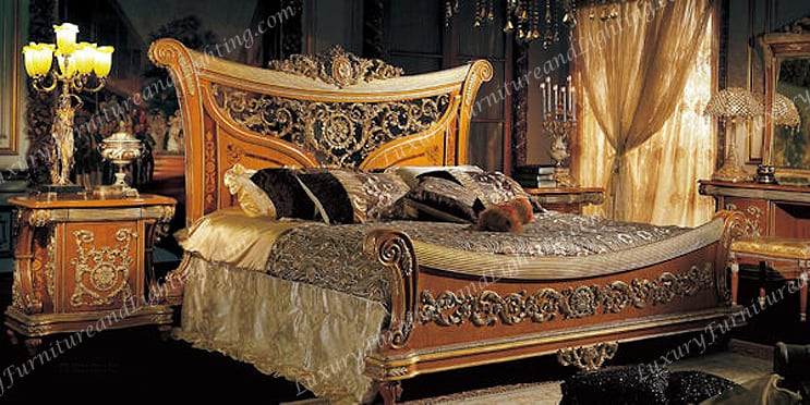 - Italian Furniture - Luxurious Italian Bedroom Furniture Riva Bedroom