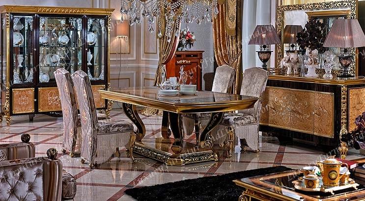 European Dinning Rooms Sets The Royal, European Dining Room Set