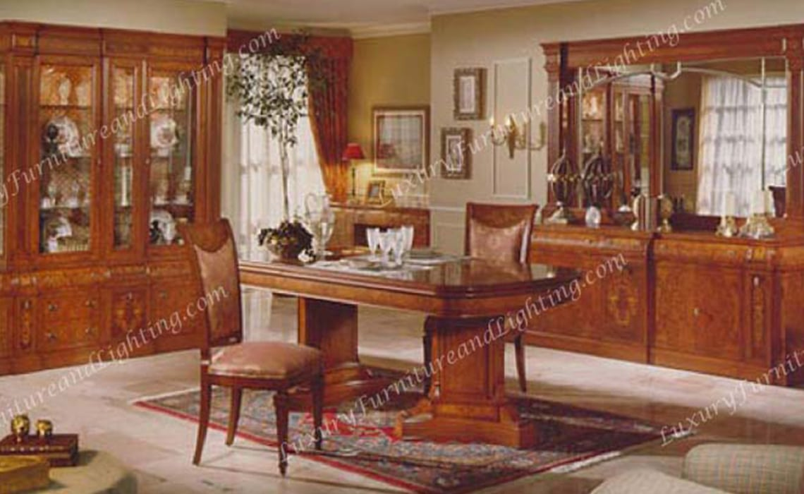 Venice Dining Room Series Luxury Furniture And Lighting Italian Style Furniture Crystal Chandeliers Modern And Classic Furniture