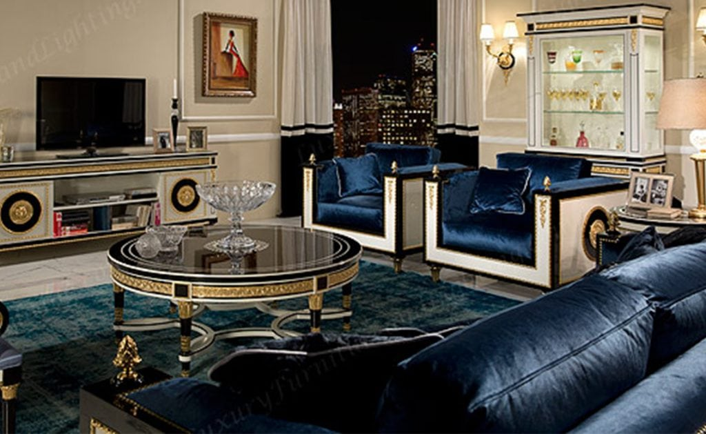 Luxury Furniture \u0026 Lighting : european living rooms - amorenlinea.org