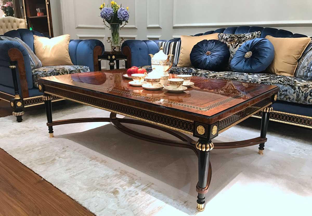 NAPOLEON Living Room - Luxury Furniture & Lighting