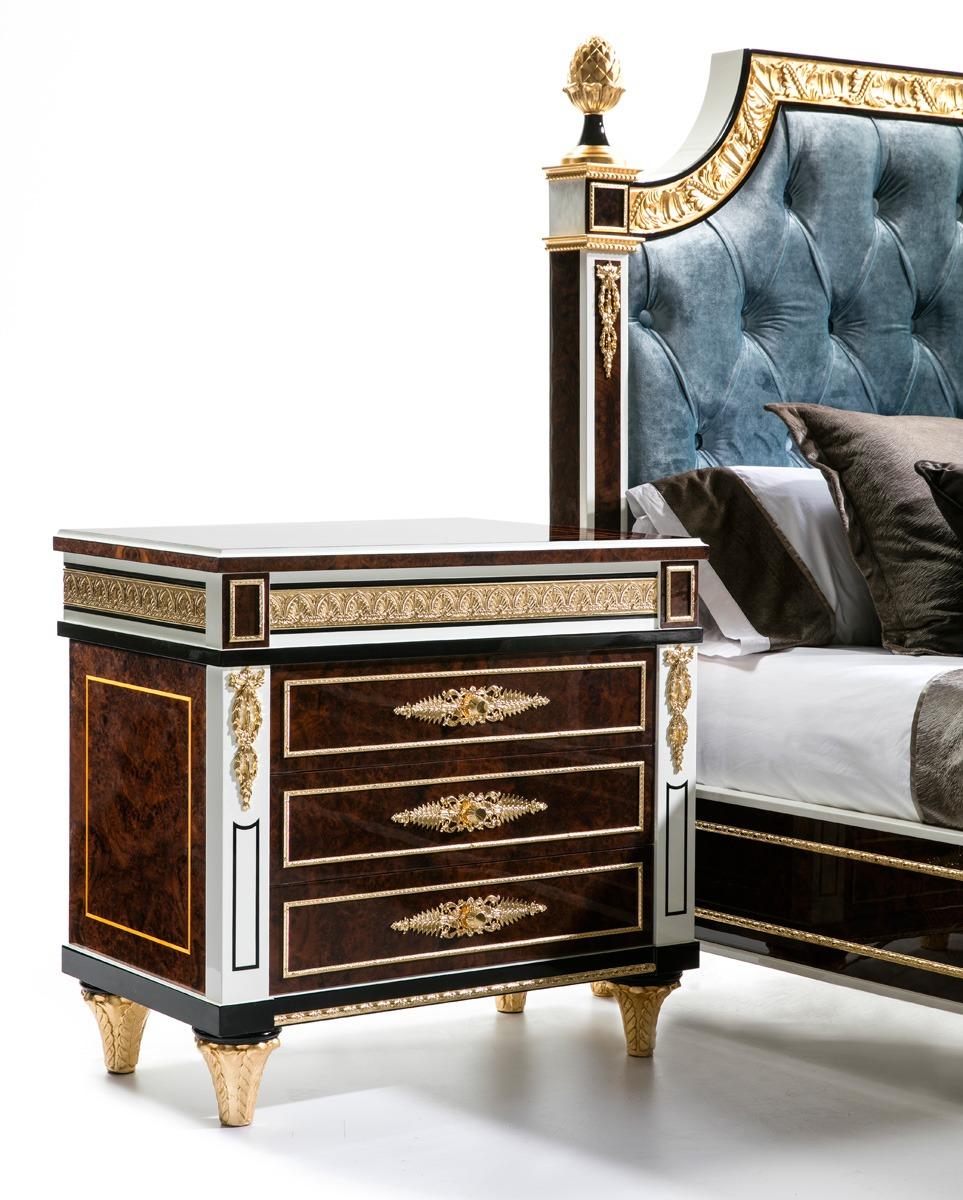 WELLINGTON WALNUT Bedroom - Luxury Furniture & Lighting