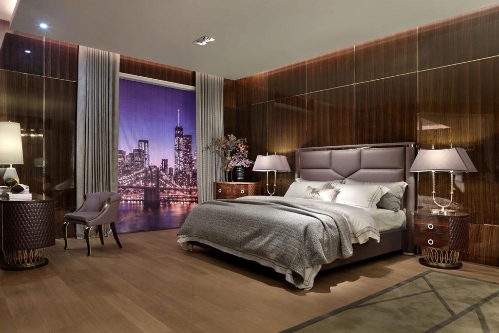 Metropolitan Bedroom Series Luxury Furniture Amp Lighting