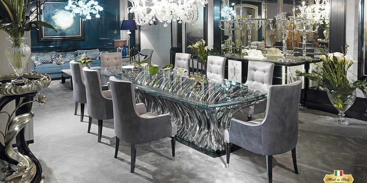 European Dining Room Furniture, European Dining Room Set