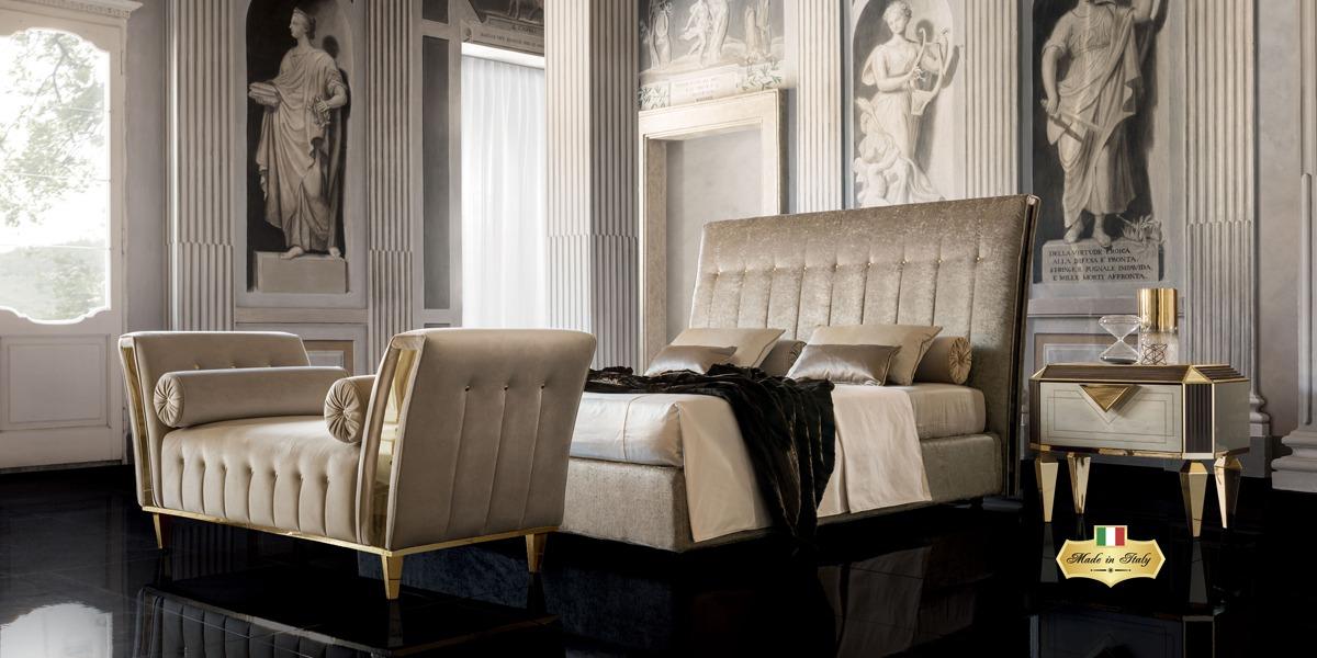 Diamante Bedroom Collection Luxury Furniture Lighting
