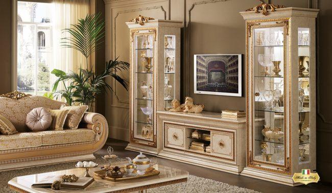 Clic Wall Units Tv Cabinets